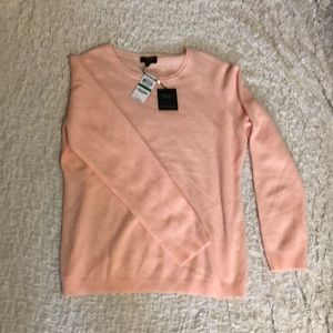 Sweaters - Cashmere Pink Sweater NWT